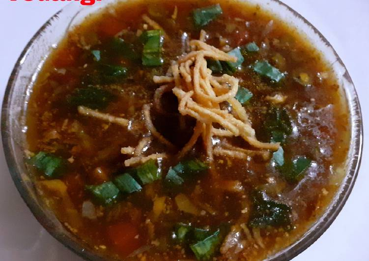 Manchow Soup, Heart Friendly Foods You Must Eat