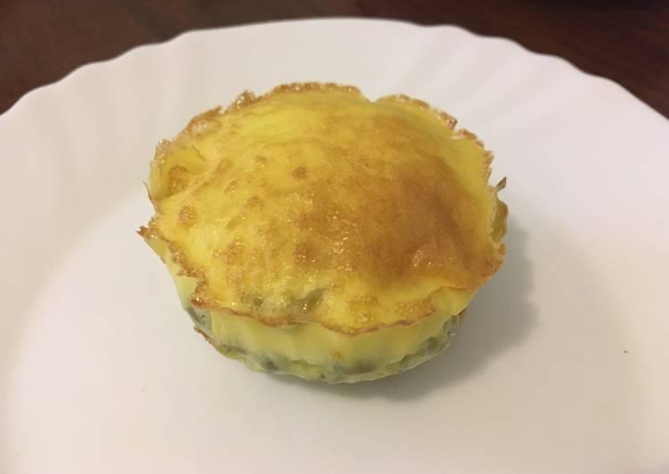 Ricetta Muffins di frittata!