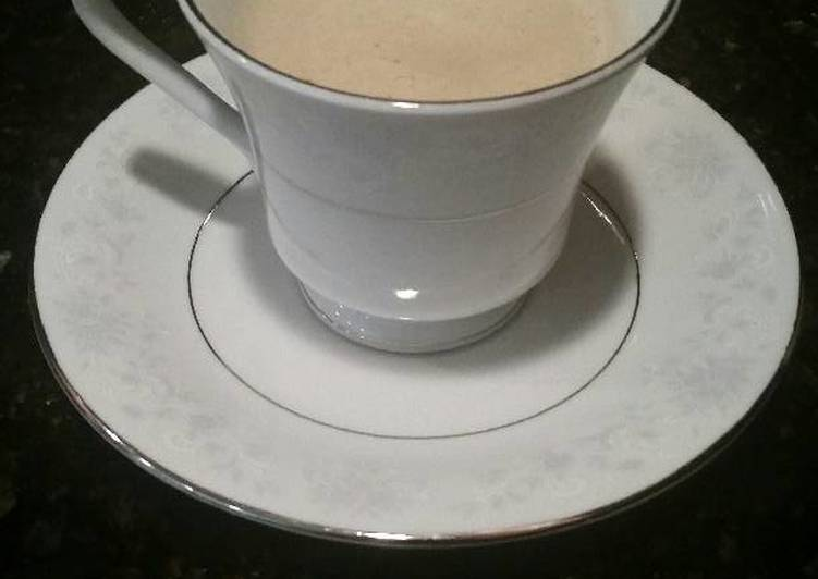 Caramel Spice Latte
