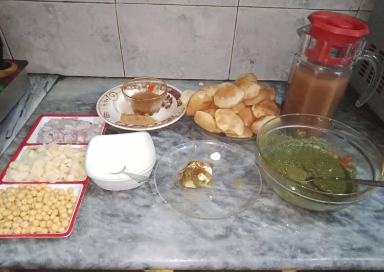 Top 10 Dinner Ideas Super Quick Homemade Pani Puri Recipe | Gol Gappa Recipe