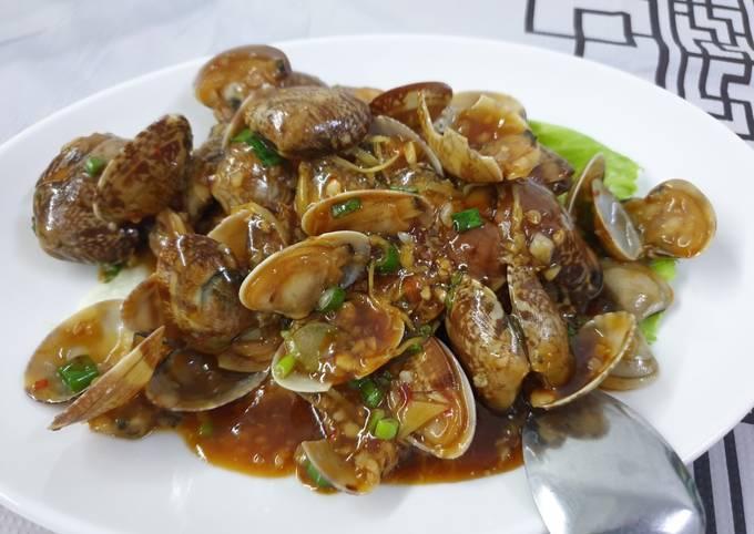 Thai Sauce with Garlic
