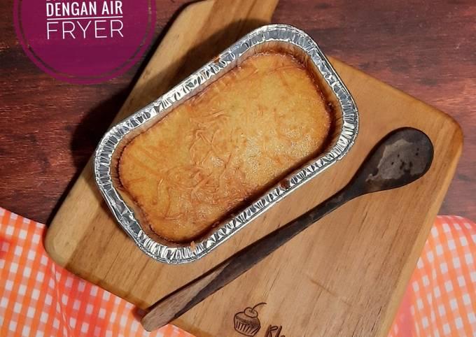 6 Bahan Buat Banana Cake Panggang Dengan Air Fryer Yang Cepat Cookandrecipe Com
