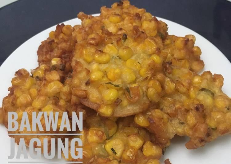 Resep Bakwan Jagung Manis Kriuk Tanpa Telur Oleh Aditya Damayanti Cookpad