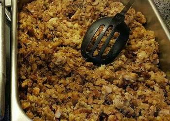 Easiest Way to Cook Appetizing Brads thanksgiving sausage pecan stuffing