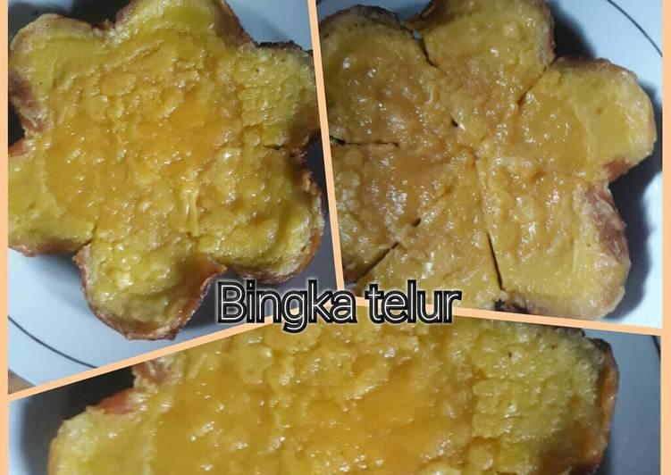 Bingka Telur