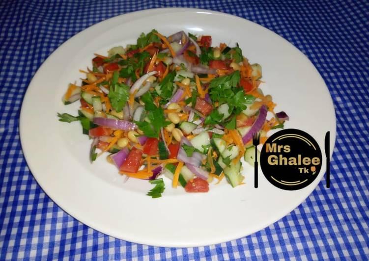 How to Make Favorite Peas salad