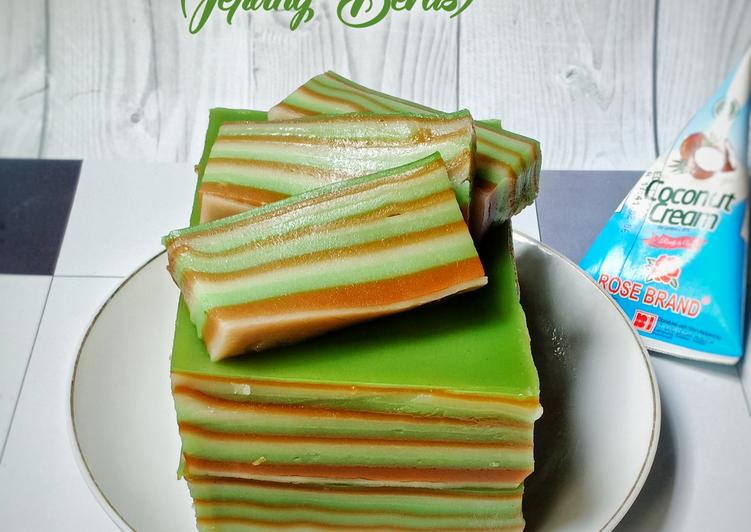 Kue Pepe/ Lapis (Tepung Beras)