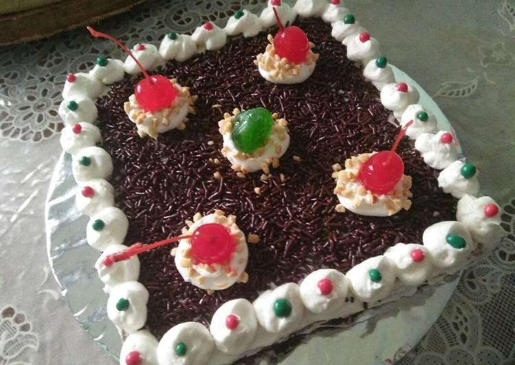 Cake Coklat (Ulang Tahun)