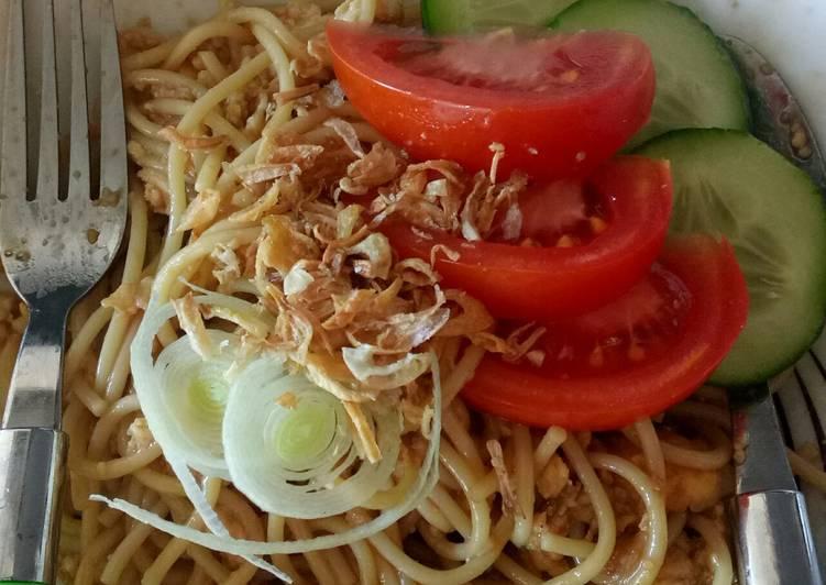 Resep Indomie goreng KW Bikin Ngiler