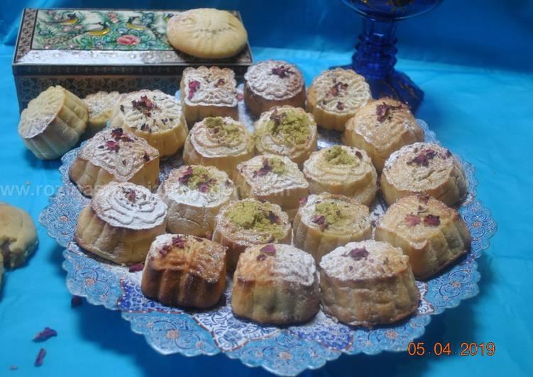 Ma'amoul Cookies  شیرینی معمول