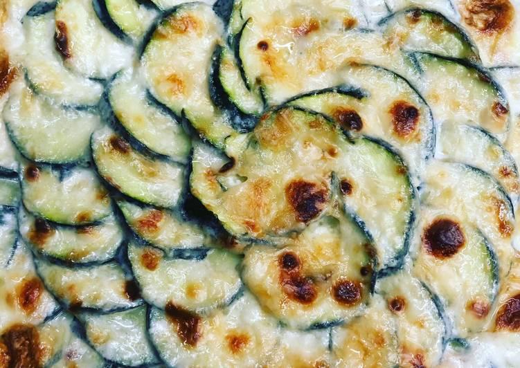 Zucchine filanti al forno