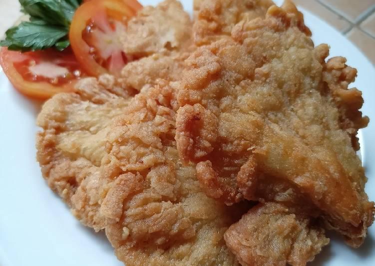 Jamur Tiram Crispy KFC