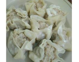 Siomay Babi (Pork Siomay)