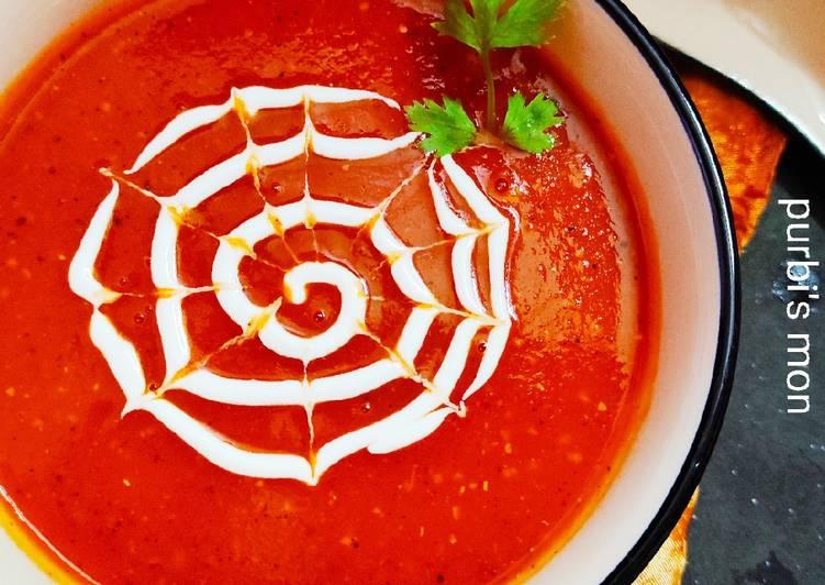 How to Prepare Favorite Tomato soup