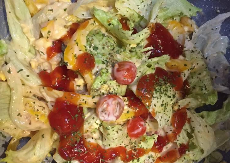 Salad Ala Saya