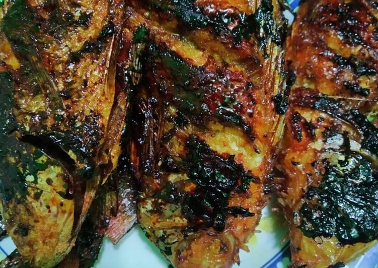 Resep Ikan nila bakar oleh Nining Haryanti - Cookpad