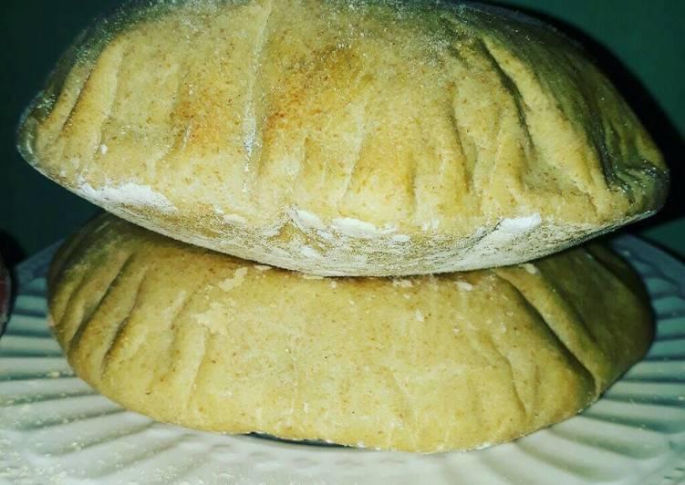 Roti pita gandum
