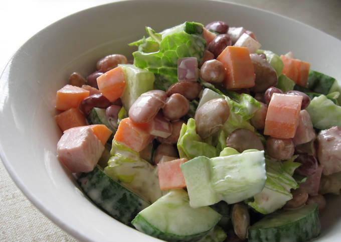 Four Beans Salad