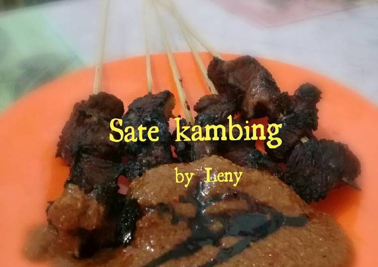 Sate kambing