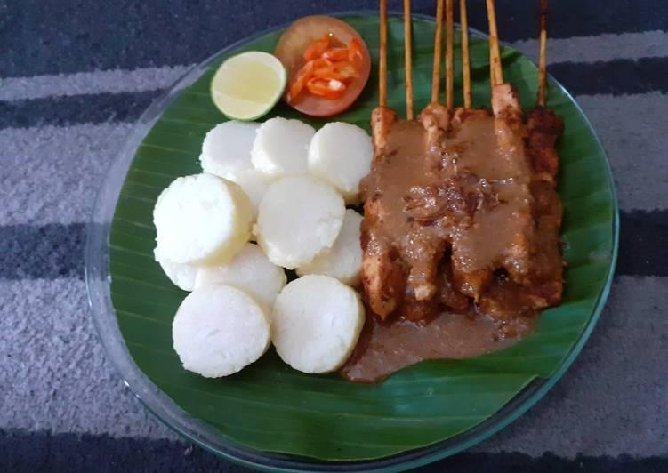 Sate Ayam simple