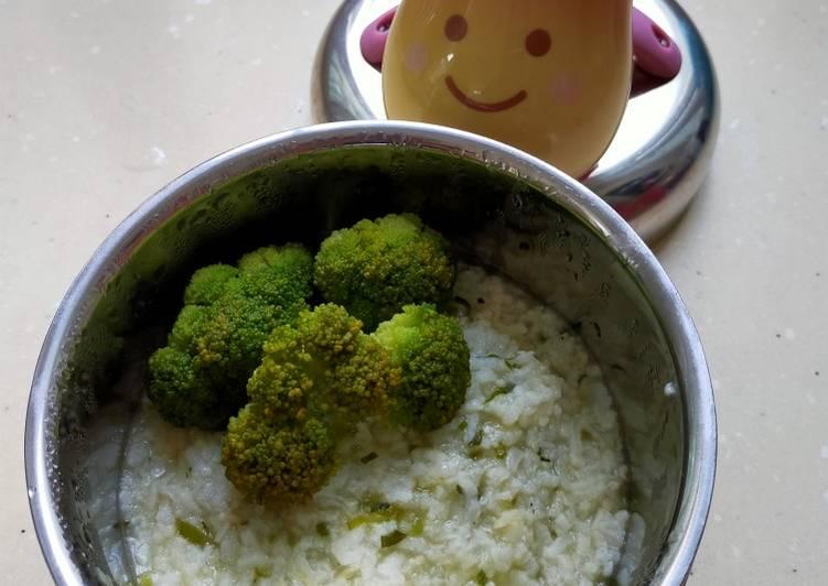 Nasi Teri Seledri Makanan sehat anak 1 tahun