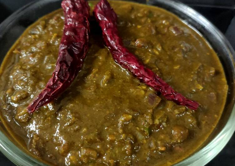 Easiest Way to Prepare Quick Lasooni palakh