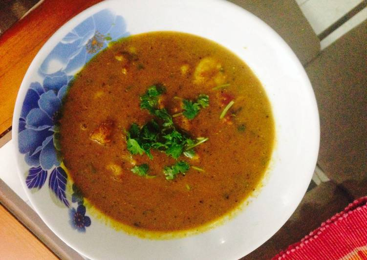 Recipe of Award-winning Prawns In Mustard Curry