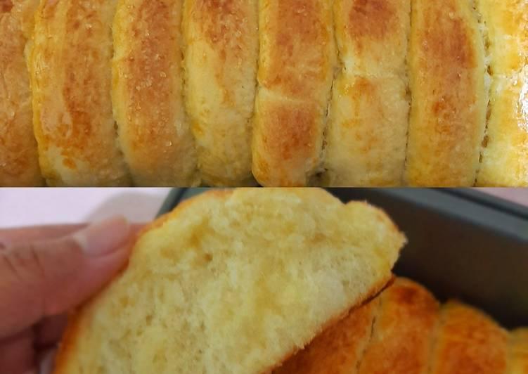 Resep Roti Sisir Empuk 🍞 Bikin Ngiler