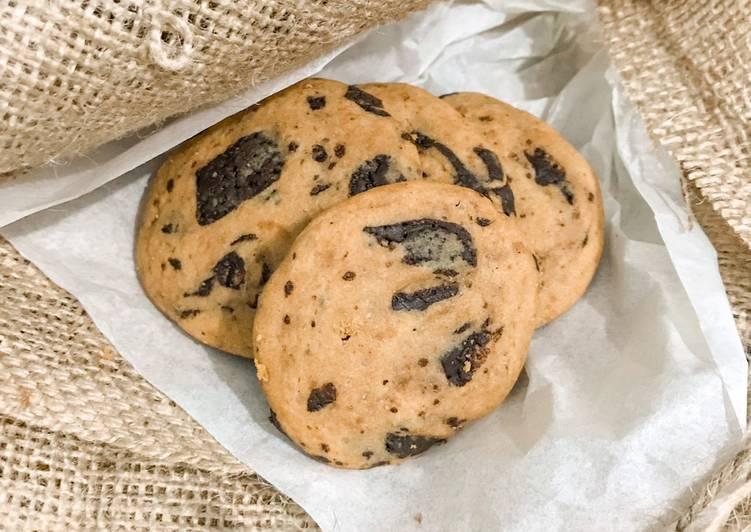 Kue kering : Choco Chunk Cookies