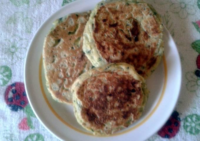 left over mashed potato pancakes