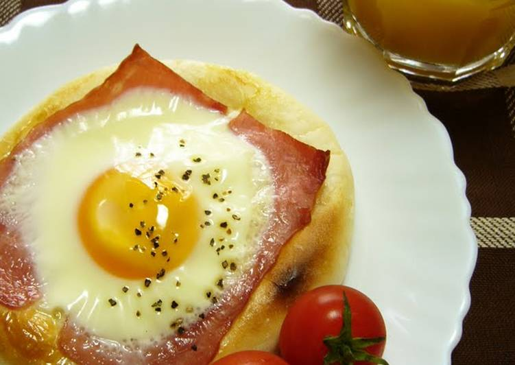 Step-by-Step Guide to Make Speedy Easy! Breakfast Bacon and Egg Bread