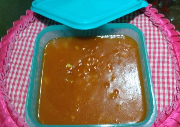 Saus Homemade Buat Chicken Katsu