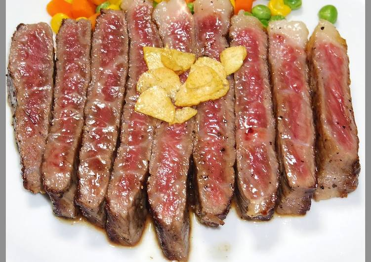 A Former Steak Chef's Recipe for Beef Steak