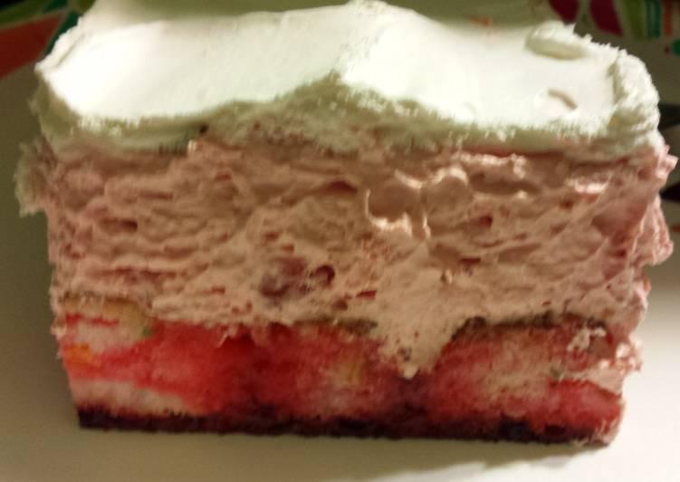 Dreamy Angel Cake