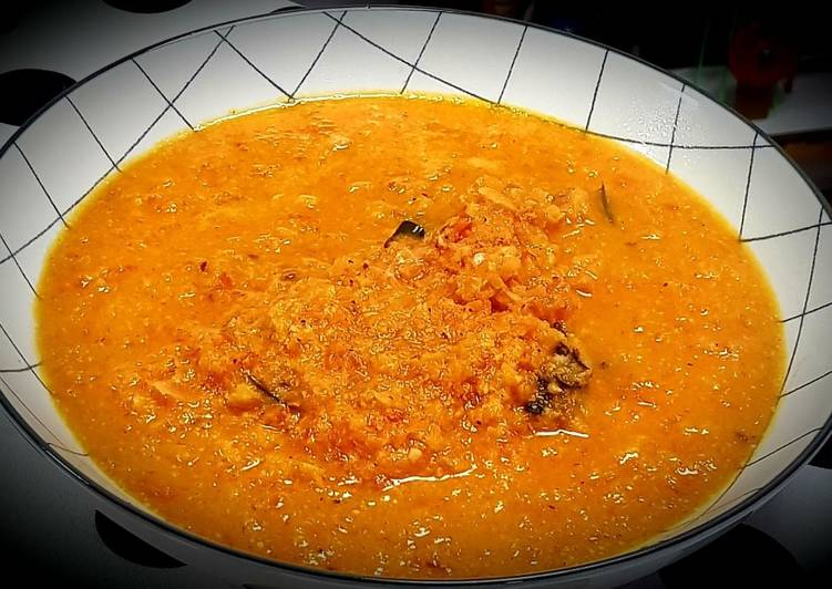 "Recipe of Perfect How to prepare ""Chettinad Tomato Kuruma"""