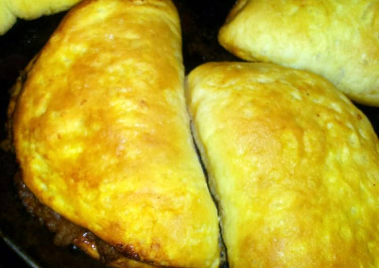 Sloppy Joe Pockets (kid friendly)