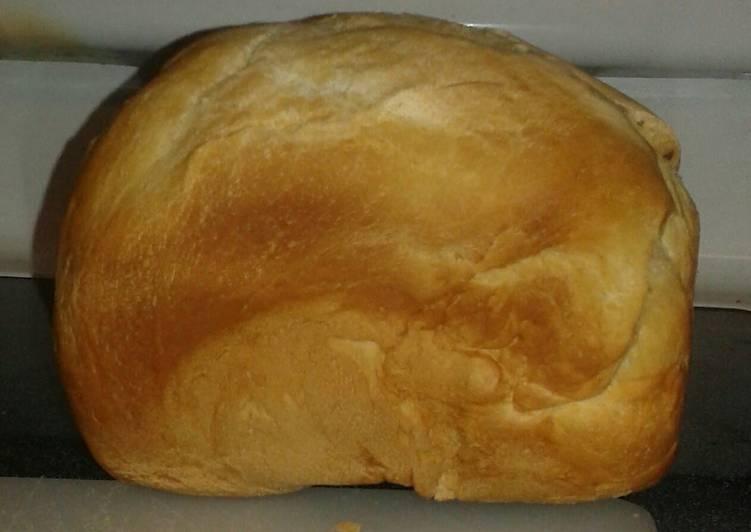 Dad's bread for the bread machine recipe