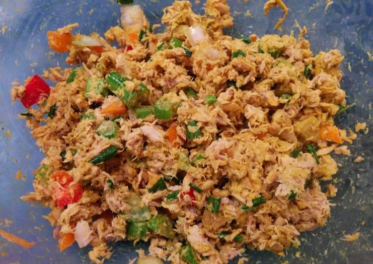 15 Minute Recipe of Cooking Delicious & Fresh Tuna Sandwiches