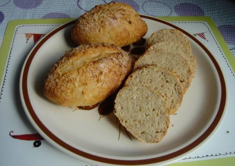 Steps to Prepare Top-Rated Macrobiotic Brown Rice Bread