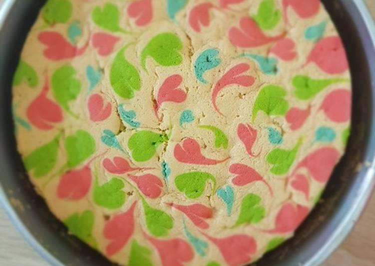 Cake Jelita (bolu jadul)