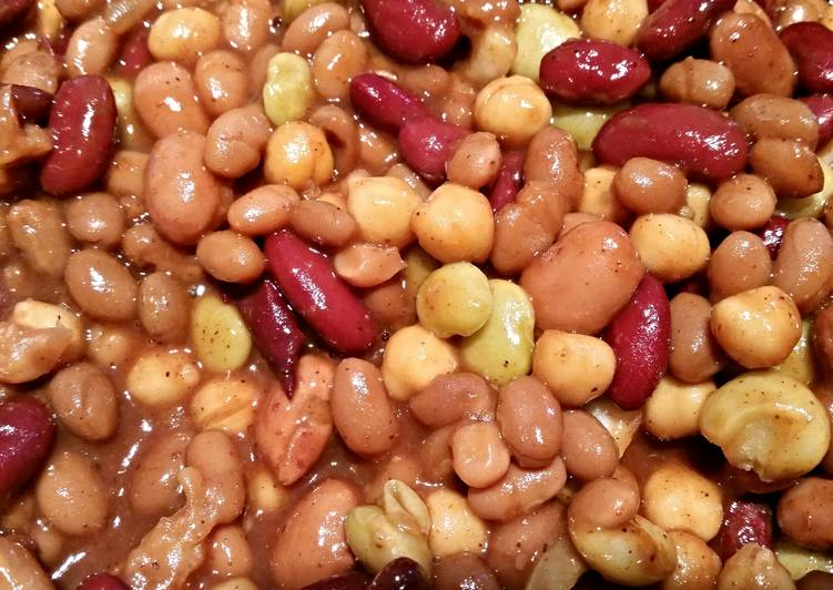 Steps to Prepare Any-night-of-the-week Cowboy Beans