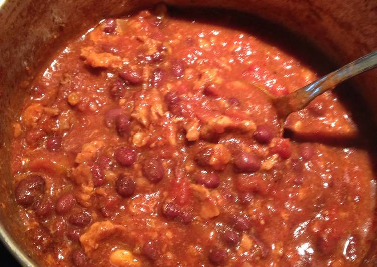 Recipe: Appetizing Vegetarian Chili