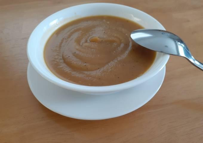 How to Cook Delicious Vegan Potato Soup (Crohns-friendly)