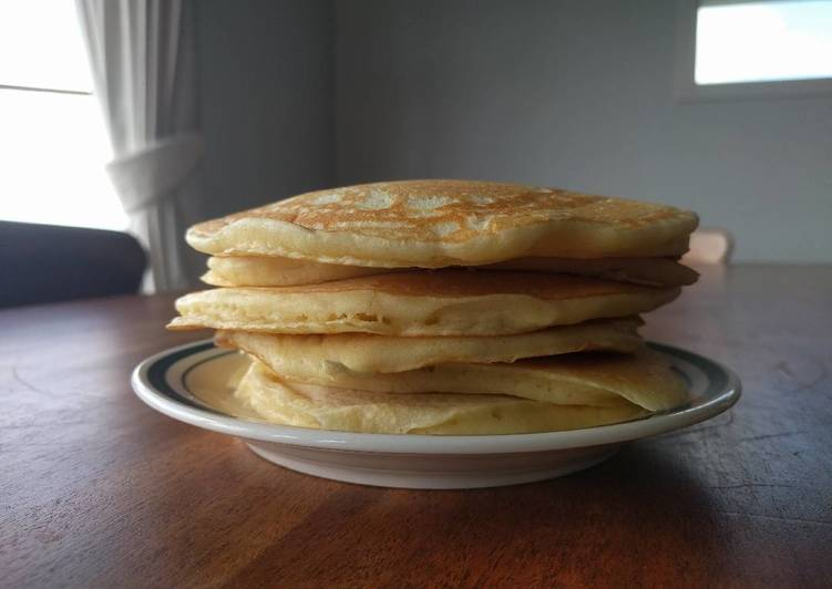 Pancakes, Help Your Heart with Food