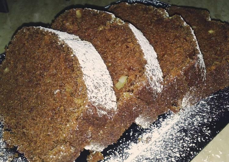 Pumpkin Bread with Cocoa