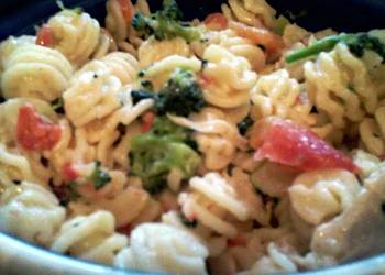 How to Prepare Perfect THE LAZY MOMS PARMESAN ALFREDO