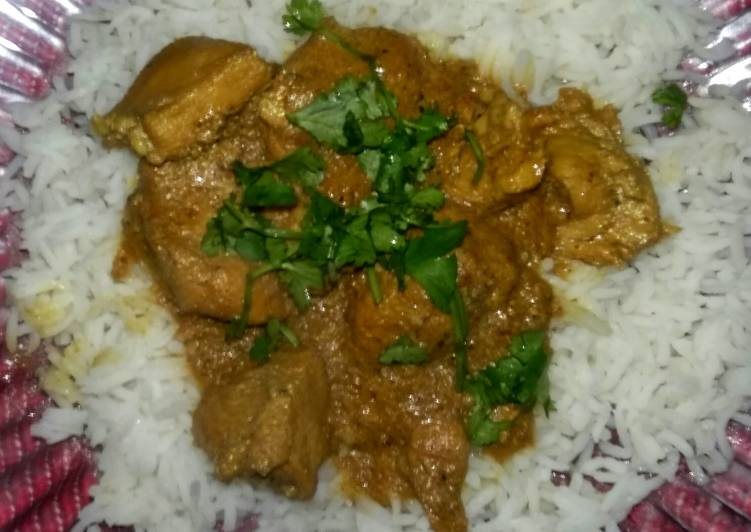 Easy Chicken Curry Choosing Wholesome Fast Food
