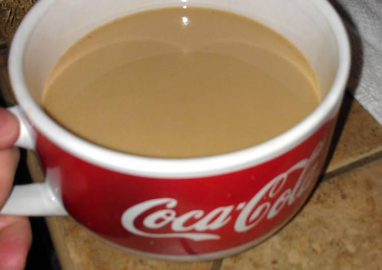one cup, no coffee machine, coffee