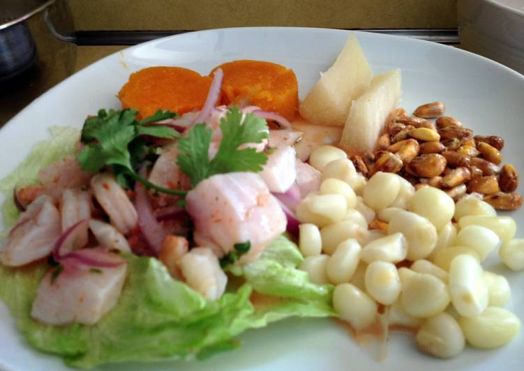 Recipe of Ultimate Peruvian Ceviche (Northern style)