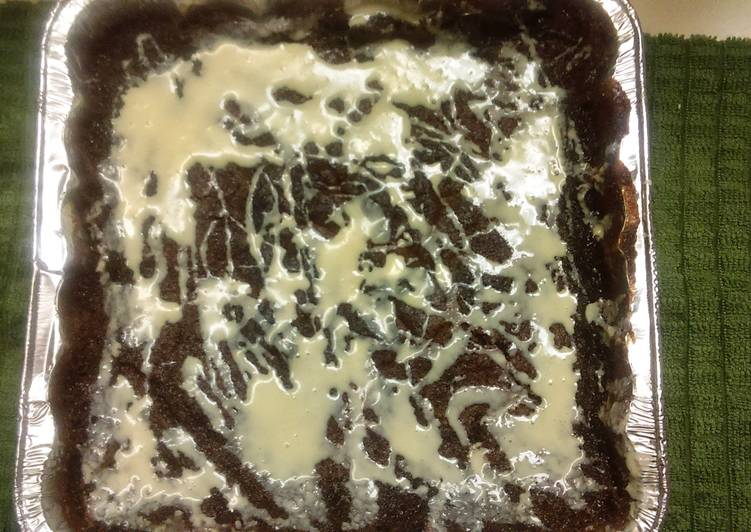 My Brownies&Buttercream Icing